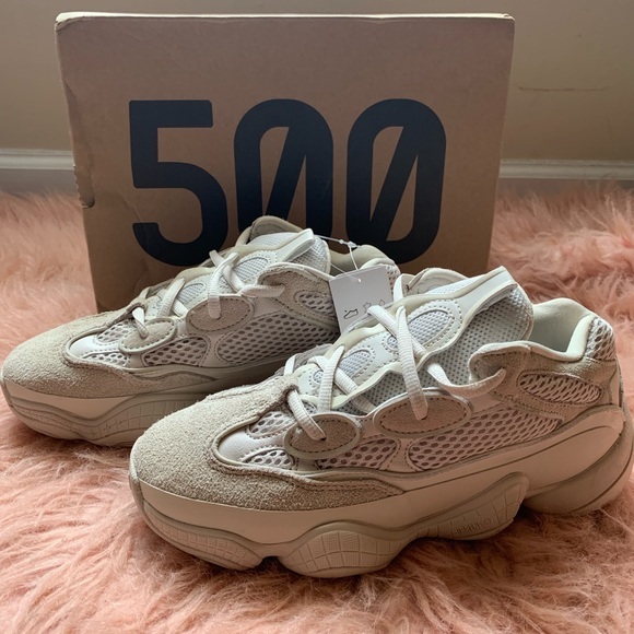 """new style 72887 ae461 Adidas Yeezy 500 """"Blush"""" :: TODAY ONLY PRICE"""
